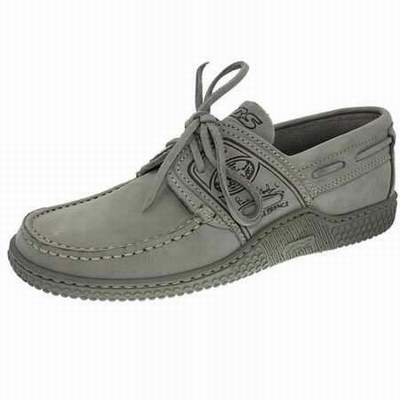 chaussures Fille chaussures Noir Homme Chaussures Bateau 4RAjL5