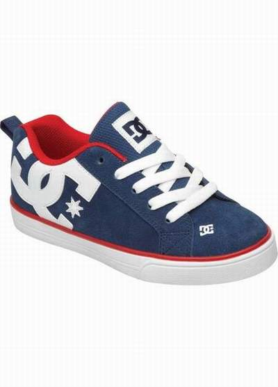 Chaussures Dc Shoes Basse Chaussure Taille comment Les nSnraH4Fx