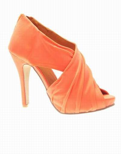 Chaussures Pop Orange Noir chaussures Bering Couleur Femme Orange ON80mnwvy