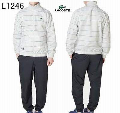 Lacoste Lacoste Collection Tement Surv Veste Survetement De De Nouvelle tzwxY6