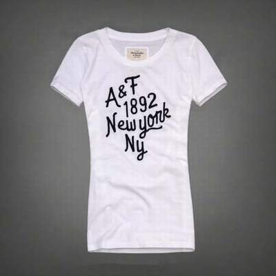t shirt manche longue col v abercrombie fitch,tee shirt